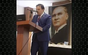 Federasyon Başkanı Sayın Talat Yıldız' ın açılış konuşması